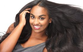Clayton Hair Salon silky waves