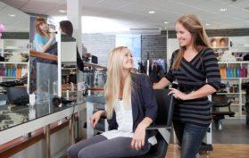 Clayton Hair Salon hair stylist